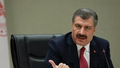 Sağlık Bakanı Fahrettin Koca'dan 65 Yaş Ve Üstü Vatandaşlar İçin Son Dakika Açıklaması