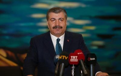 Sağlık Bakanı Fahrettin Koca Günlük Vaka Ve Ölü Sayısını Açıkladı:Korkutan Artış Devam Ediyor