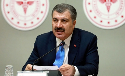 Sağlık Bakanı Fahrettin Koca Can Kaybımız 92'ye Ulaştı. Vaka sayısında artış yaşandı