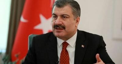 Sağlık Bakanı Fahrettin Koca'dan Son Dakika Flaş Açıklama