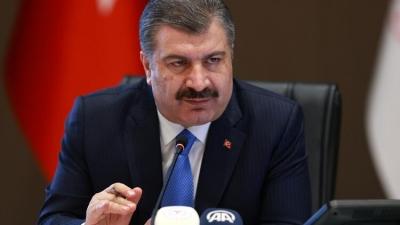 Sağlık Bakanı Fahrettin Koca Günlük Vaka Ve Ölü Sayısını Açıkladı: Hasta Sayısında Artış Devam ediyor
