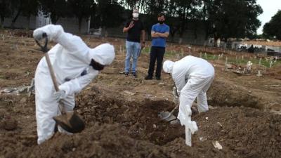 Şaka Gibi Olay: Coronadan Dolayı Hayatını Kaybedenlerin Sayısı Artınca Bu Kararı Aldılar