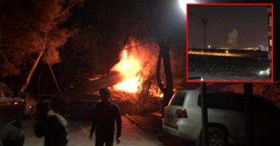 Şanlıurfa'da Peş Peşe 3 kez patlama