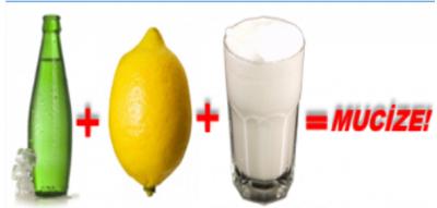 Soda Ayran Limon ile Zayıflama Kürü İle 2 Haftada Göbeğinizden Kurtulun