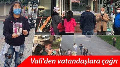 Son Dakika: Antalya'da Korkutan Deprem. Halk Sokağa Akın Etti