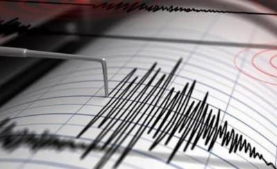 Son Dakika. Bir çok İlde hissedilen Büyük Şiddetli Korkutan Deprem