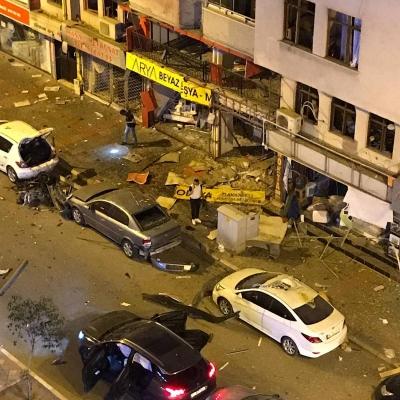 Son Dakika: Hatay İskenderun'da Patlama