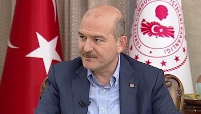 Son Dakika: İçişleri Bakanı Soylu'dan Flaş Açıklamalar: Türkiye'de 12 Köy Ve Belde Karantinaya Alındı, Otobüs Seyahatleri Kısıtlandı