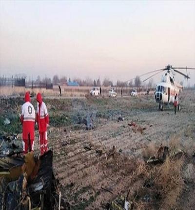 Son Dakika: Ukrayna Uçağını Kimin Vurduğunu İran Ordusu Açıkladı