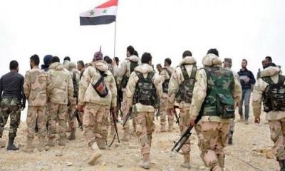 Son Dakika:Suriye Esad ordusu, Türk Ordusuna karşı koymak için harekete geçti