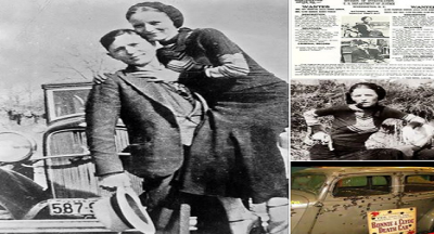 Tarihin En Ünlü Gangster Çifti: Bonnie ve Clyde