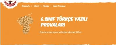 Tonguç'la 6. Sınıf Türkçe için Çalışma Planı Hazırlığı