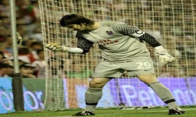 Trabzonspor ile Athletic Bilbao maçında yaşanan bir olay: