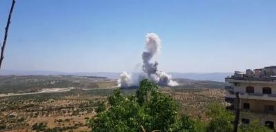 TSK'nın Askeri Konvoyu Geçişinde Şiddetli Patlama Meydana Geldi