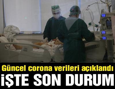 Türkiye'de Koronavirüs | 259 kişi daha hayatını kaybetti, 22 bin 923 yeni vaka tespit edildi
