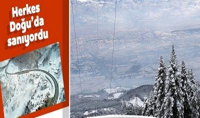 Türkiye'nin En Soğuk İli: Herkes Doğu Bölgesinde Sanıyordu Ama Gerçek Çok Farklı. İşte o İlimiz
