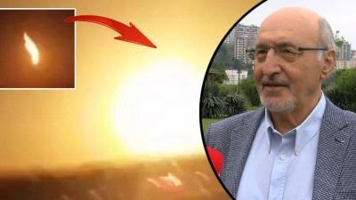 Uzmanından Türkiye'ye Düşen Göktaşı İle İlgili Korkutan Açıklama: 'Göktaşı şok şeklinde görüldü' dedi ve ekledi: 'Daha yeni başladık'